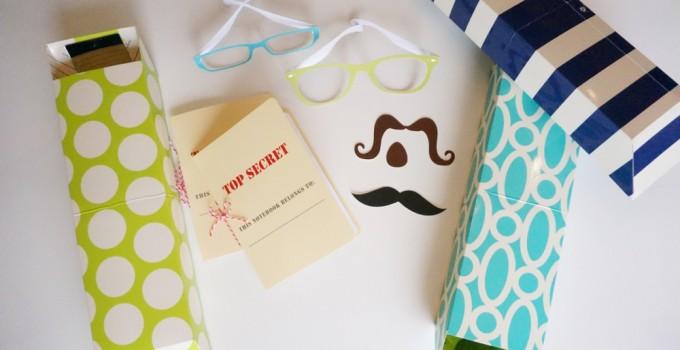 Indoor Activity: Spy Kit