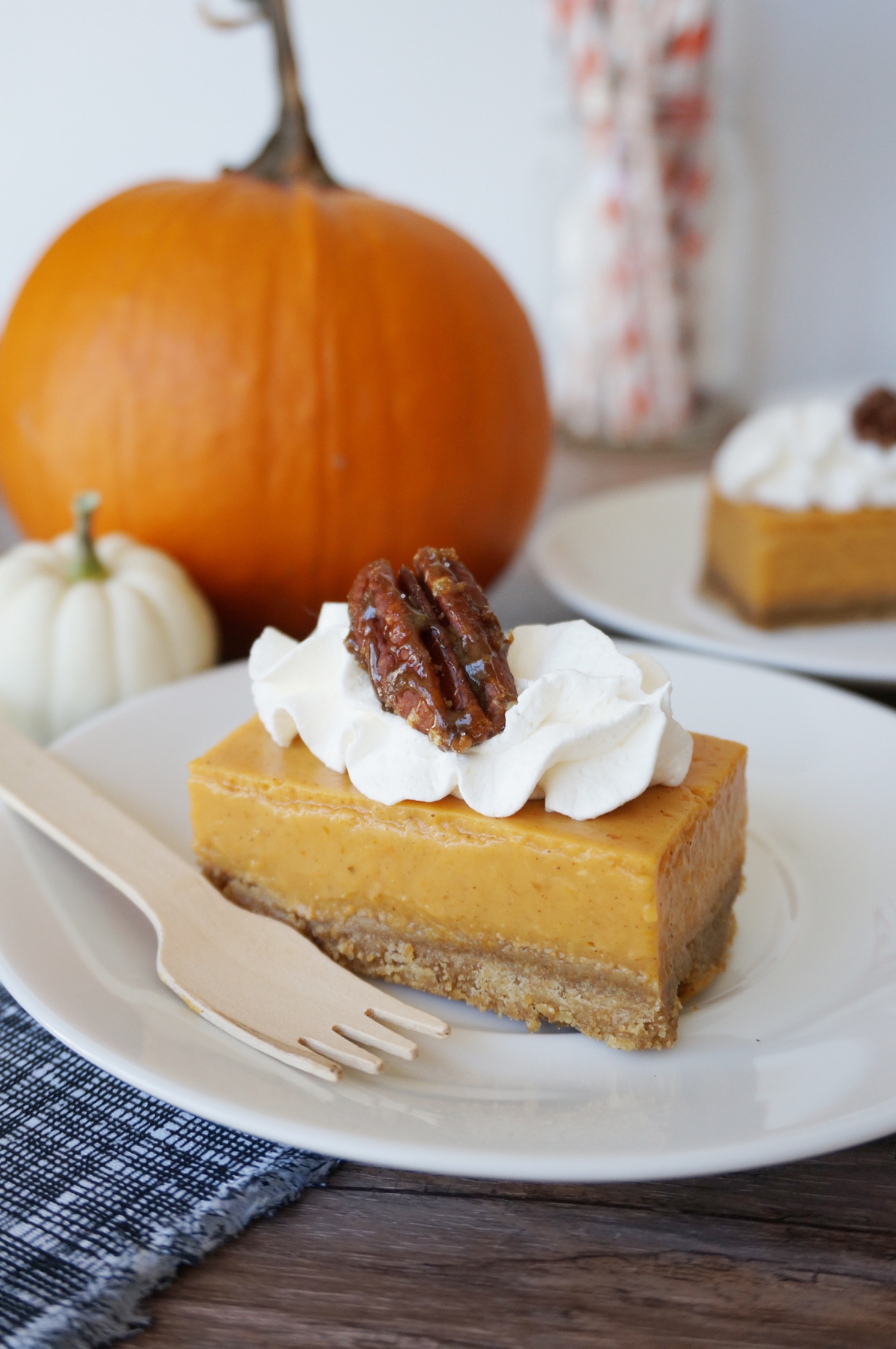 Pumpkin Pie Bars Recipe Yellow Cake Mix