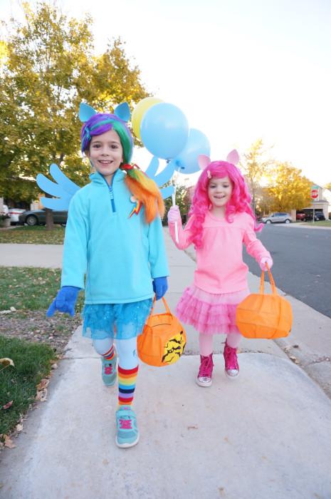 My Little Pony Halloween The Caterpillar Years